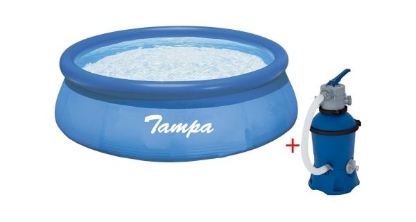 Bazén Tampa 3,66x0,91 m s pískovou filtrací ProStar 2