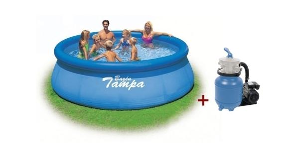 Bazén Tampa 3,66x0,91 m s pískovou filtrací ProStar 3