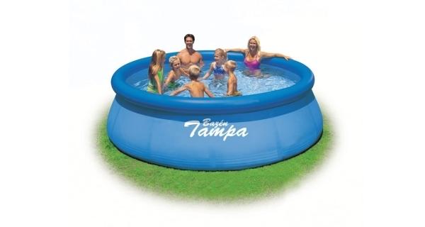 Bazén Tampa 3,96x0,84 m bez filtrace