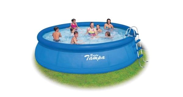 Bazén Tampa 4,57x0,91 m bez filtrace