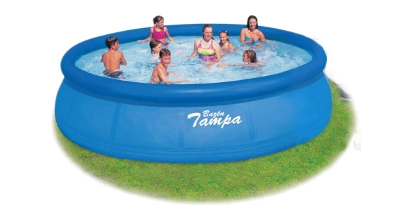 Bazén Tampa 4,57x1,07 m bez filtrace a příslušenství