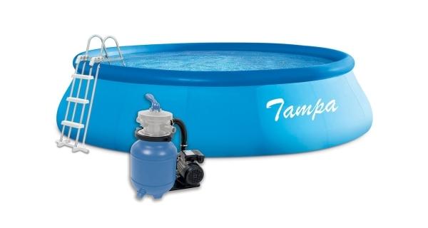 Bazén Tampa 4,57x1,07 m s pískovou filtrací ProStar 3
