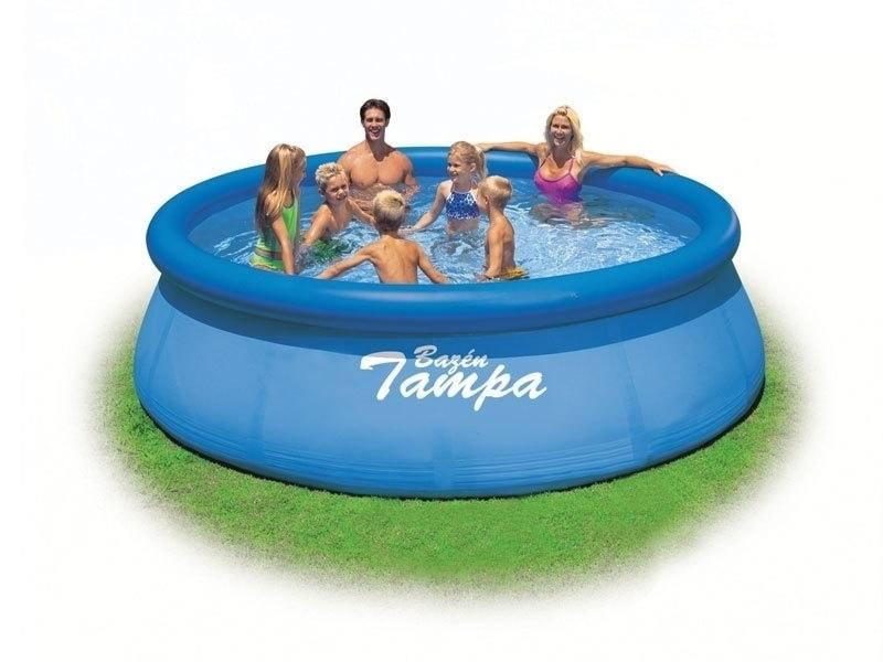 Marimex Bazén Tampa 4,57x1,22 m bez příslušenství - 10340219