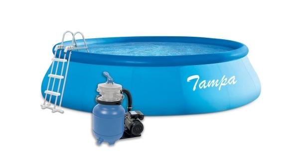 Bazén Tampa 4,57x1,22 m s pískovou filtrací ProStar 3