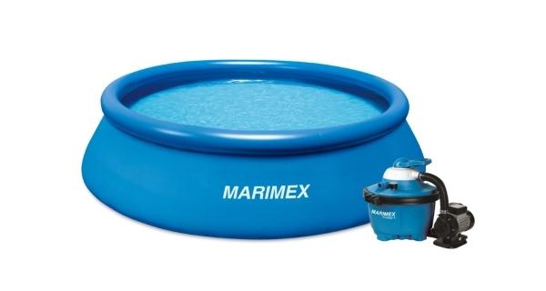 Bazén Tampa 4,57x1,22 m s pískovou filtrací ProStar 4