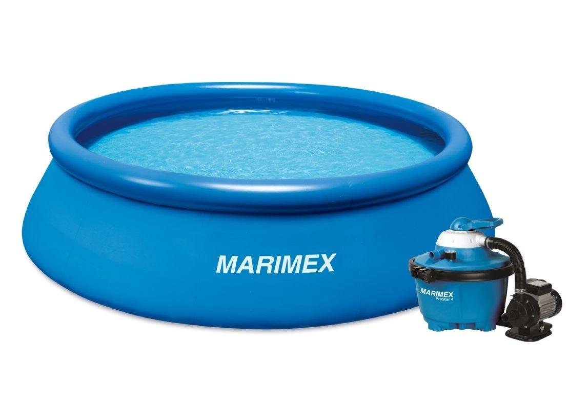 Marimex Bazén Tampa 4,57x1,22 m s pískovou filtrací ProStar 4 - 19900105