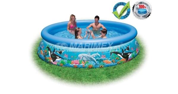 Bazén Tampa Ocean 3,05x0,76 m bez filtrace
