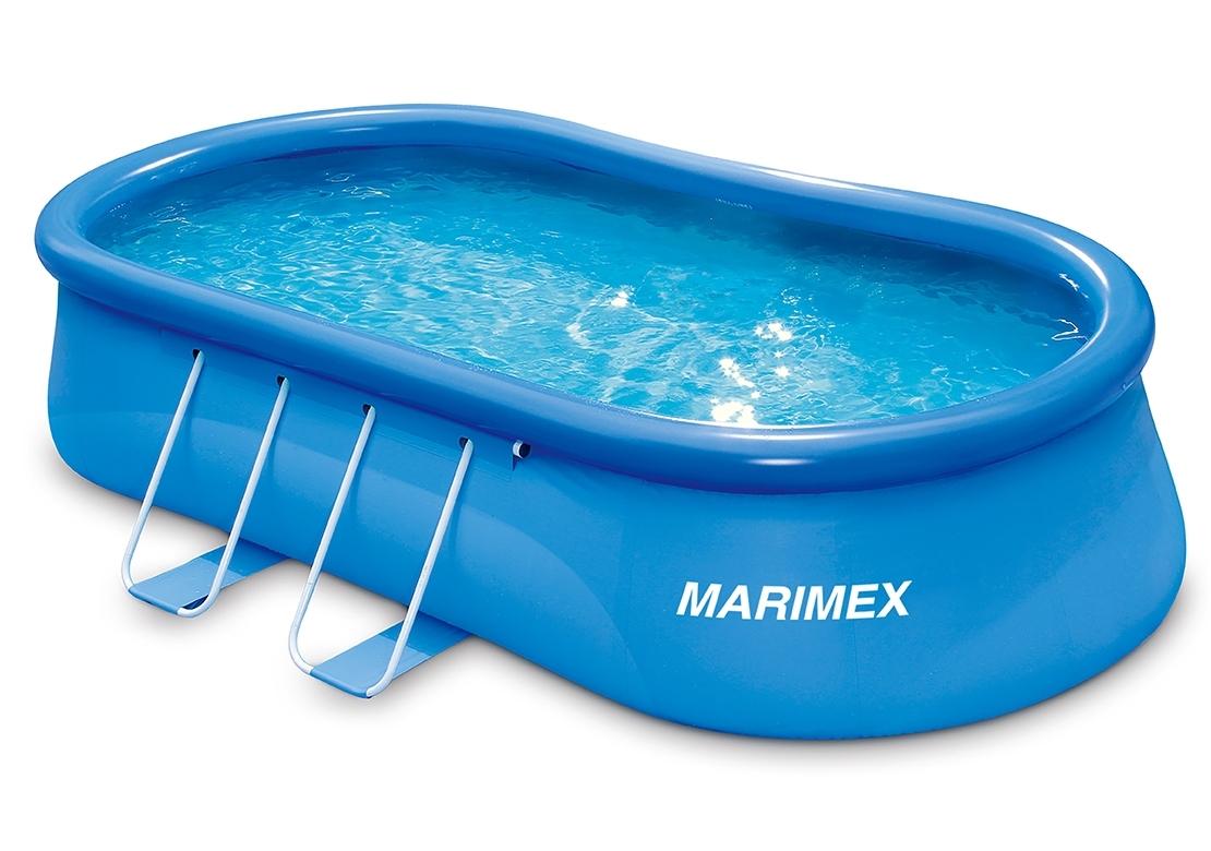 Marimex Bazén Tampa ovál 5,49x3,05x1,07 m bez filtrace - 10340230