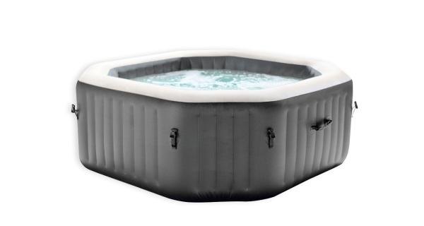 Bazén vířivý nafukovací Pure Spa - bubble čtverec