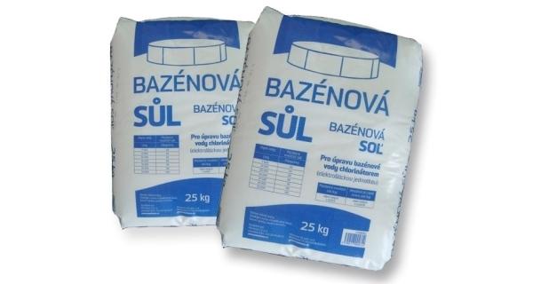 Bazénová sůl Marimex  - 2 x 25 kg