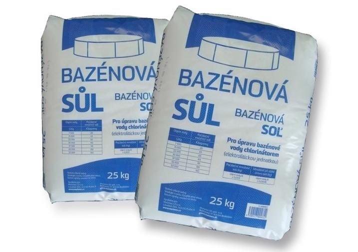 Marimex Bazénová sůl Marimex - 2 x 25 kg - 113060011