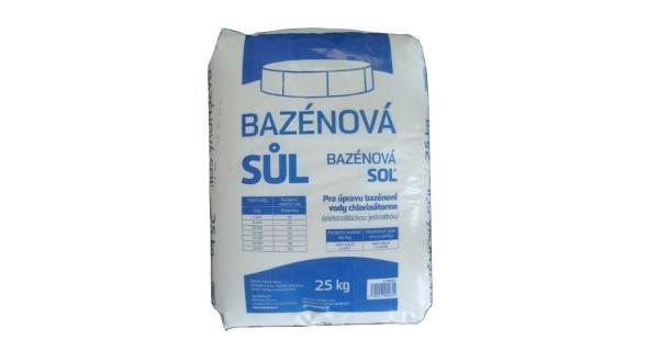 Bazénová sůl Marimex 25 kg