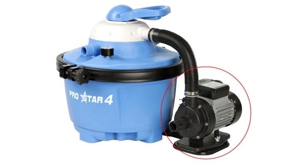 Čerpadlo filtrace BlackStar 3,5 a Prostar 4 (od r. 2015)
