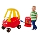 Cozy Coupe - pumpa