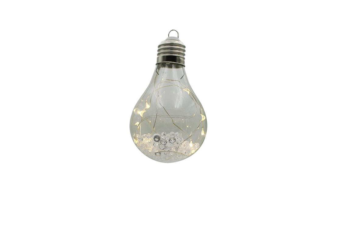 Marimex Crystal závěsná žárovka 10 LED - 18000312