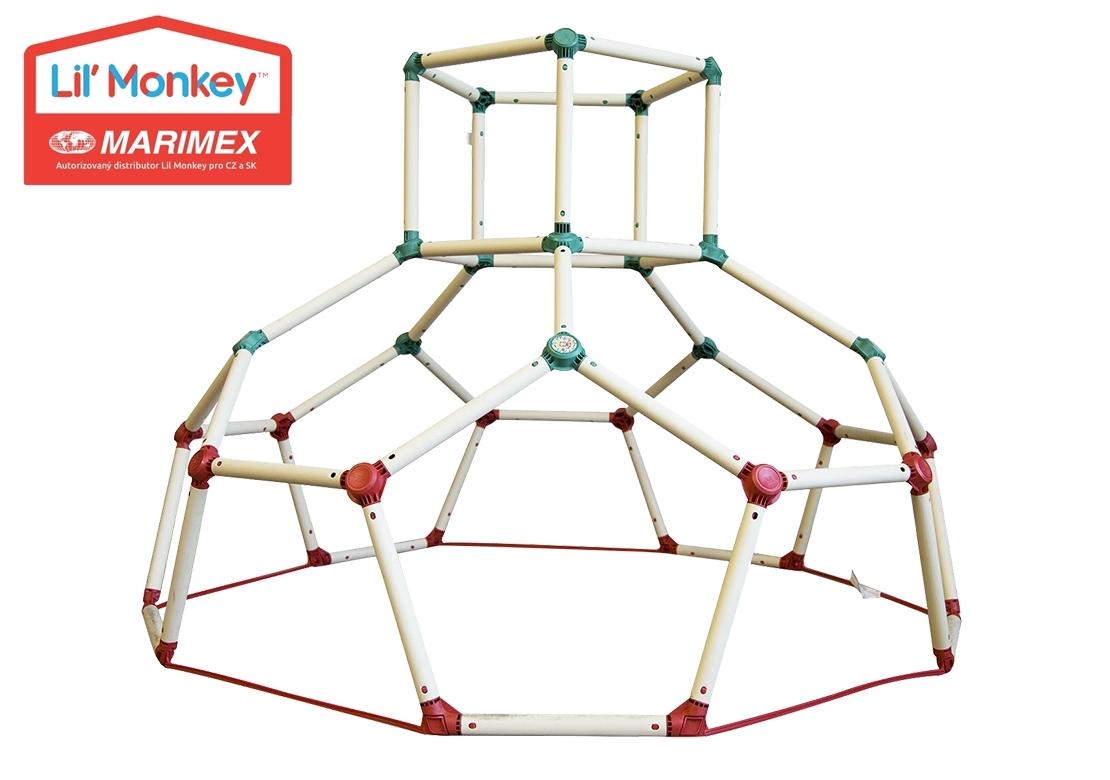 Marimex Dětská prolézačka Lil\´Monkey Dome