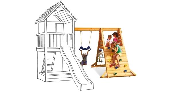 Dětské hřiště MARIMEX PLAY 005