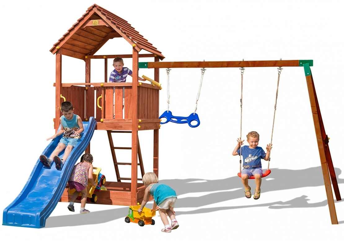 Marimex Dětské hřiště Marimex Play 010 - 11640328