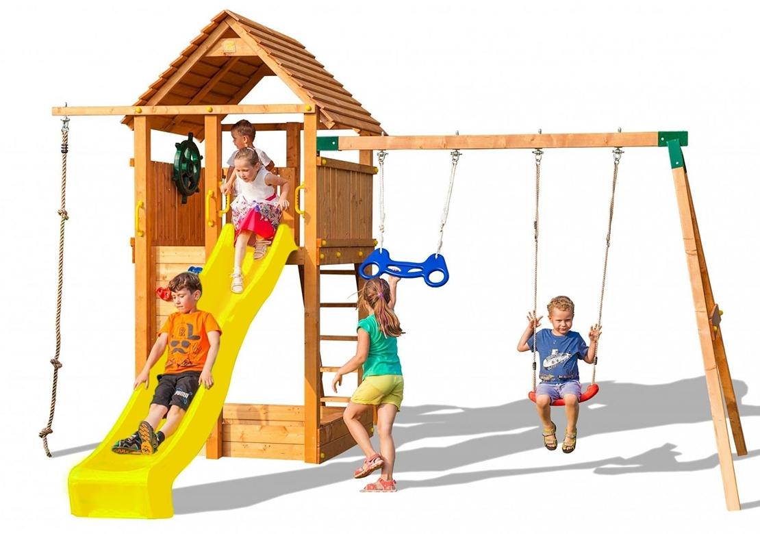Marimex Dětské hřiště Marimex Play 011 - 11640329