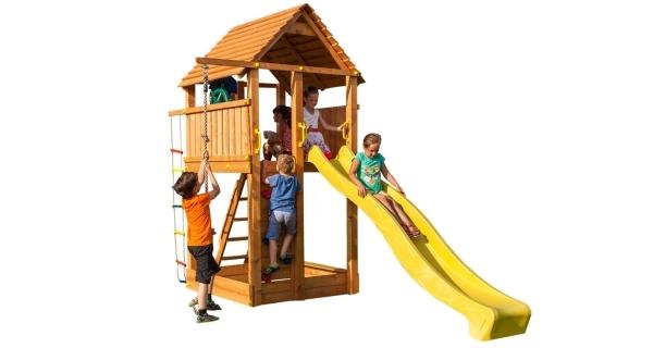 Dětské hřiště MARIMEX PLAY 04