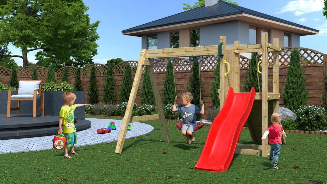 Marimex Dětské hřiště MARIMEX Play 08 - 11640134