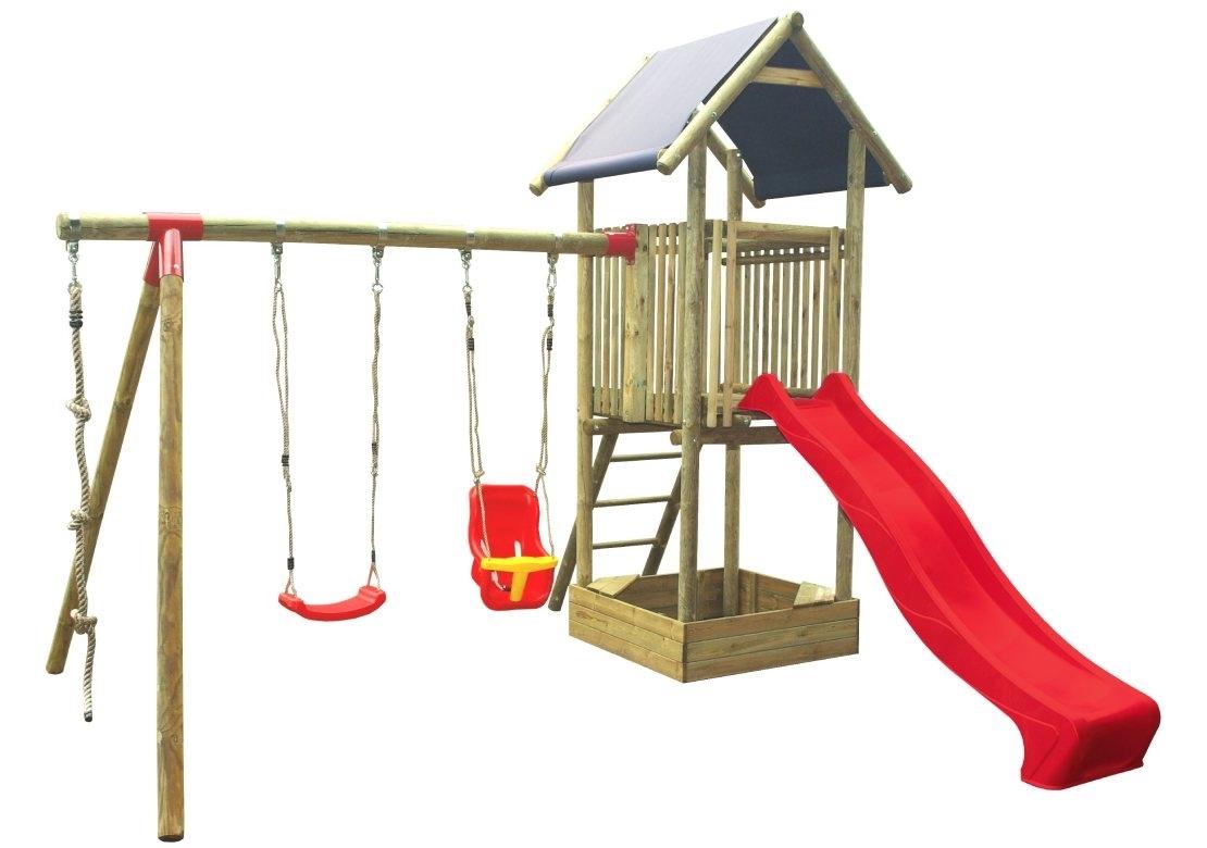 Marimex Dětské hřiště Marimex Play Basic 005 - 11640377