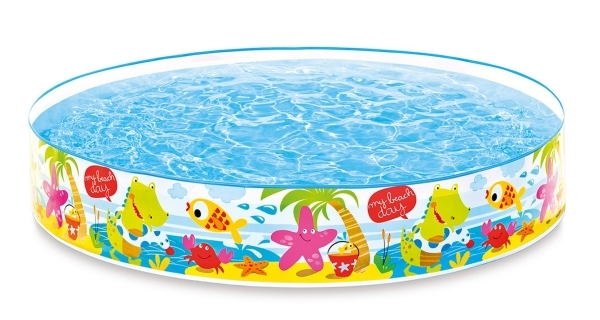 """Dětský bazén """"Pod palmami"""""""