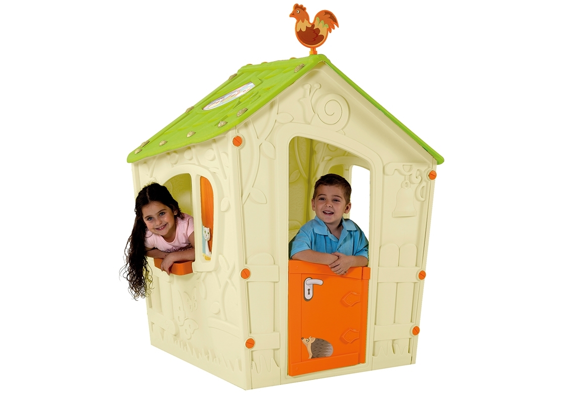 Keter MAGIC PLAY HOUSE domeček béžový