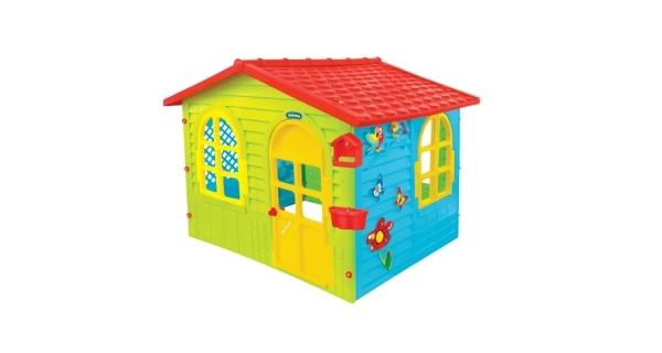 Dětský domeček Mochtoys Garden House