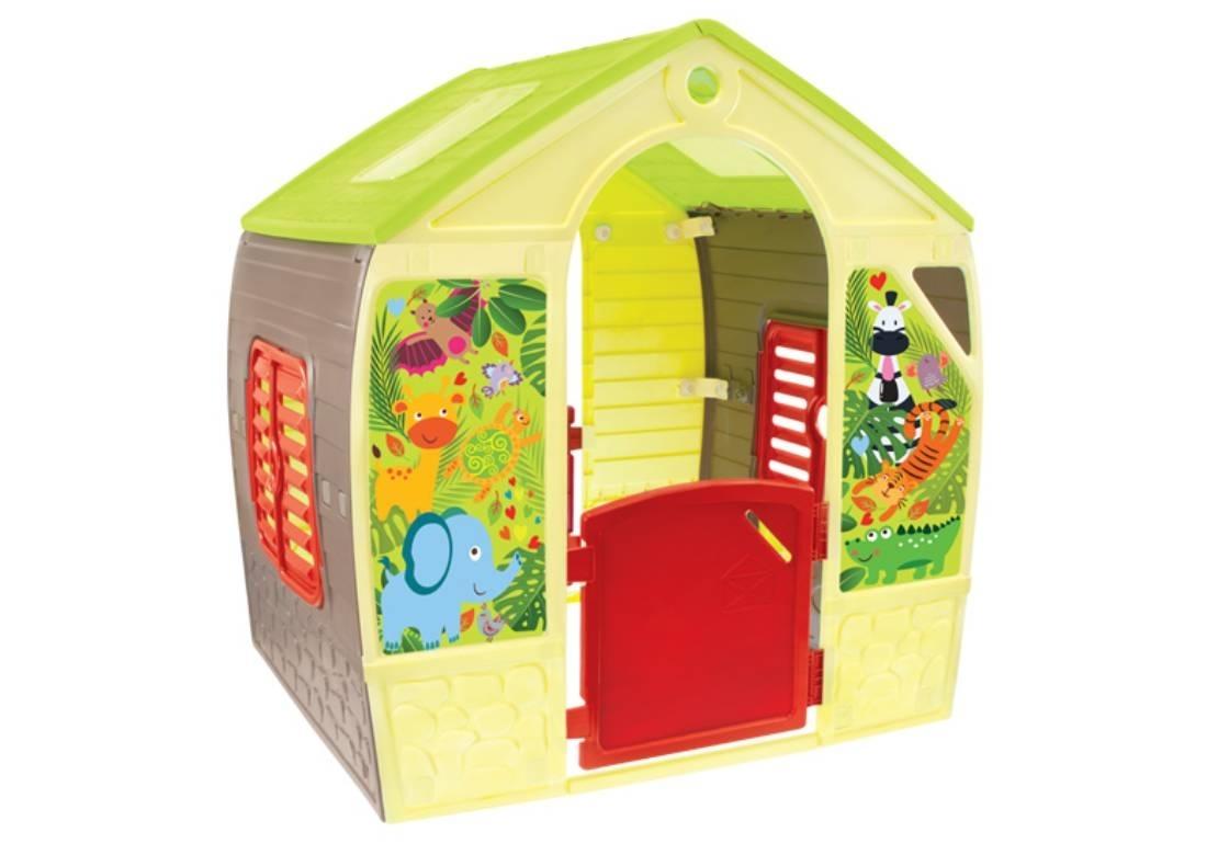Levně Mochtoys 11976 zahradní domek domeček