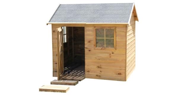Dětský dřevěný domeček Chata