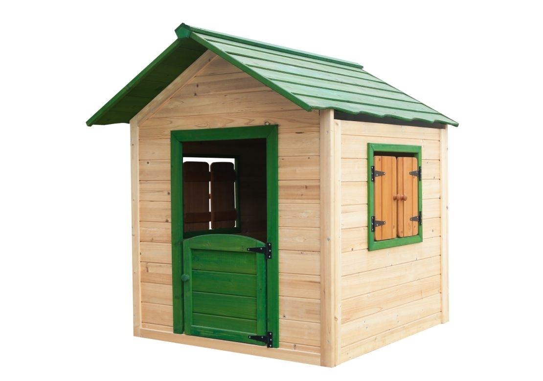 Marimex Dětský dřevěný domeček Stáj - 11640352