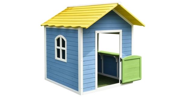 Dětský dřevěný domeček Stánek