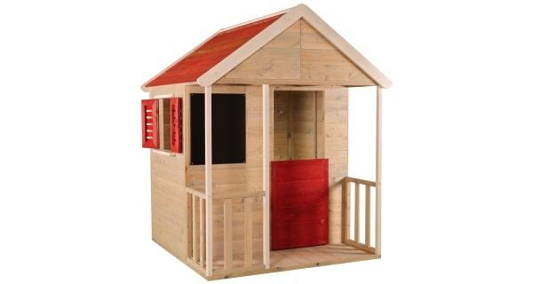 Dětský dřevěný domeček Veranda