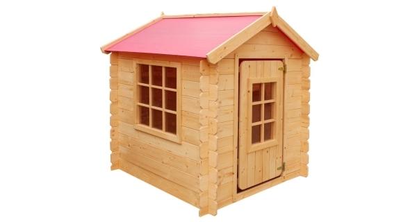 Dětský dřevěný domeček Vilemína