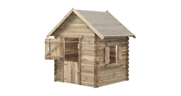 Dětský dřevěný domeček Western