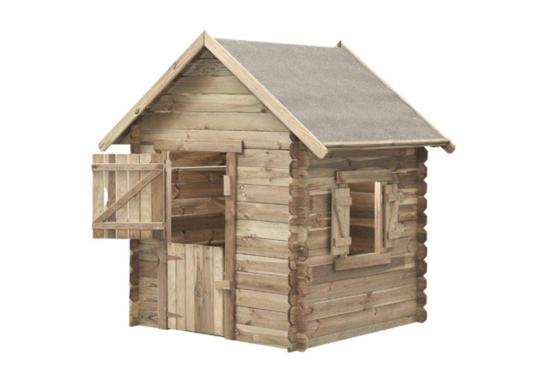 Marimex Dětský dřevěný domeček Western - 11640354