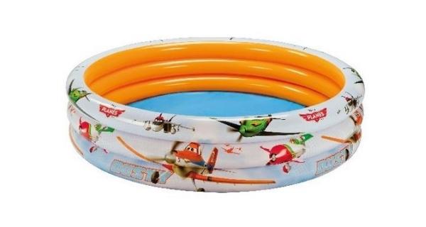 Dětský nafukovací bazén - letadla