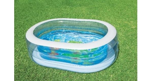 Dětský nafukovací bazén - velryba
