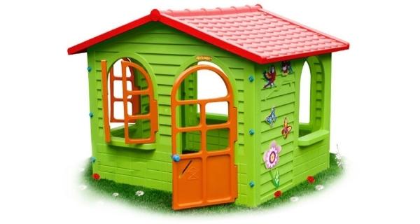 Dětský zahradní domeček Mochtoys Garden House