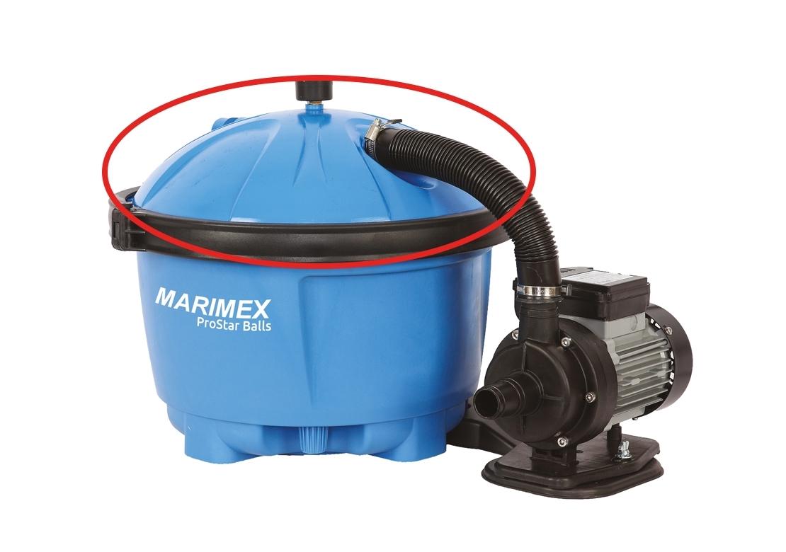 Marimex Díl č. 2 - Víko filtrační nádoby ProStar Balls - 10624236