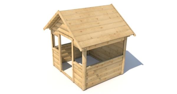 Domek dětský dřevěný Malíček