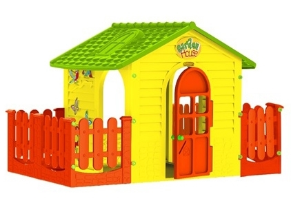 Marimex Domek Garden House XXL - Yellow - 11640115