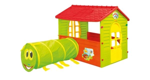 Domek s tunelem malý