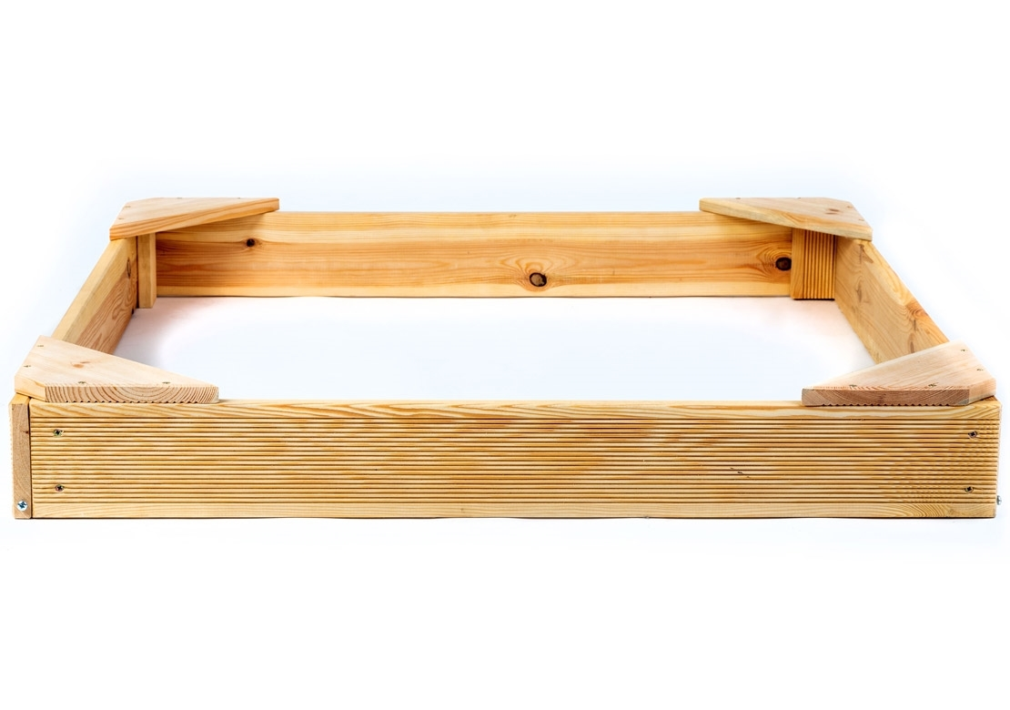 Marimex Dřevěné pískoviště čtyřhranné malé - 11640431
