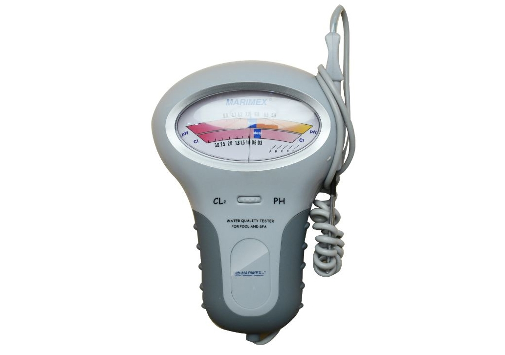 Marimex Elektronický tester na pH a Cl - 11305018