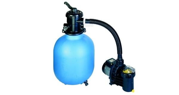 Filtrace písková Aquamar 5000 - 5 m3/h