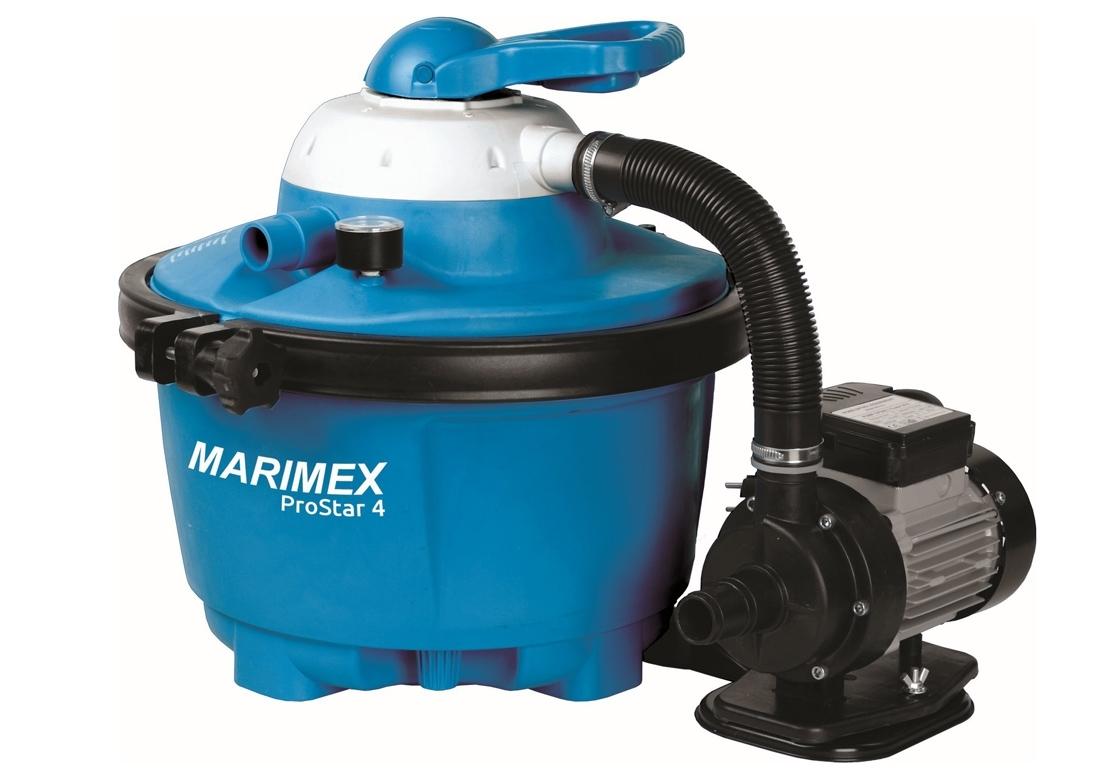 Marimex Filtrace písková ProStar 4 - 10600003