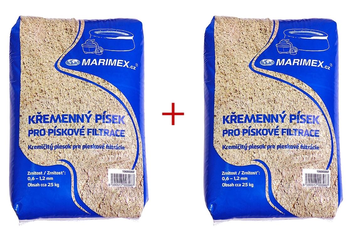 Marimex Filtrační písek 2x 25 kg