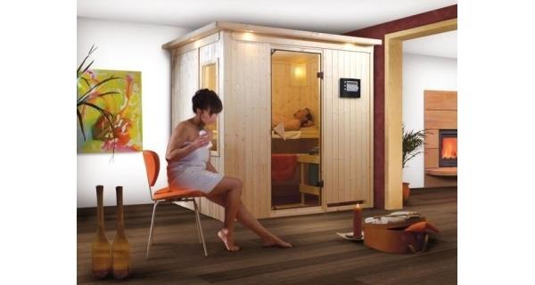 Finská sauna Karibu - Bodin